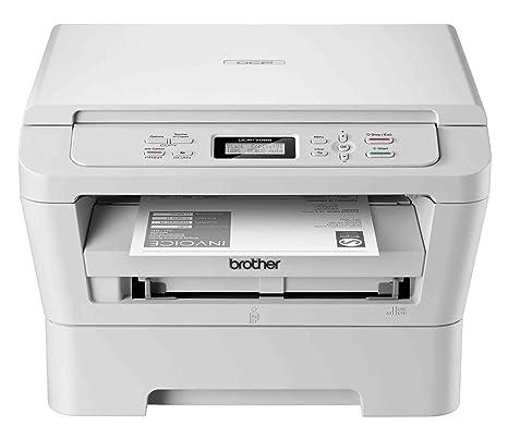 Brother DCP7055 - Impresora multifunción láser Blanco y Negro (A4 ...