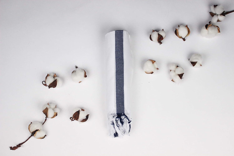 Handloom Purple Wellwet Peshtemal Turkish Towel 39 x 70 Eco Friendly Chemical Free 100/% Turkish Premium Cotton