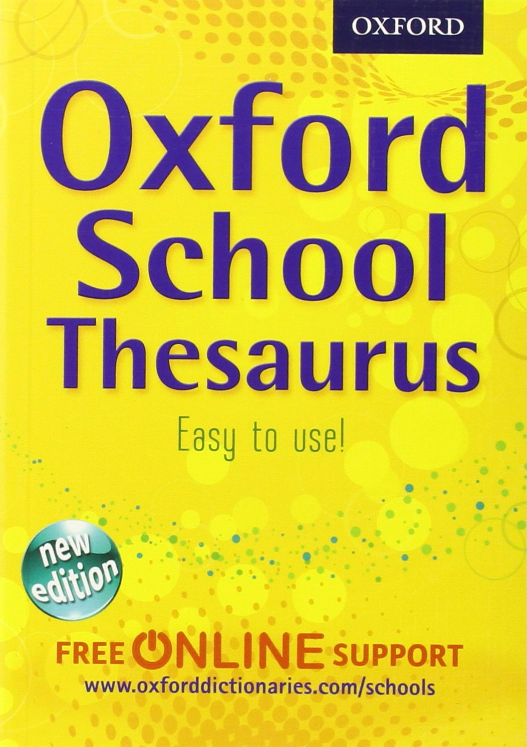 Download Oxford School Thesaurus pdf epub