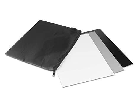 Ares Foto® Tarjeta Gris para Balance de Blancos Manual y medición ...