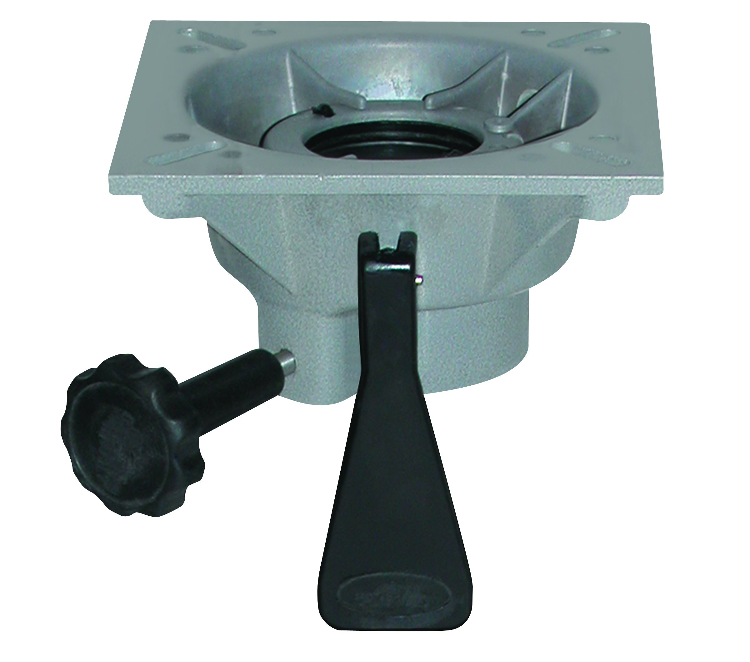Wise 8WP95 Cast Seat Mount Spider, Fits 2 3/8'' Pedestal
