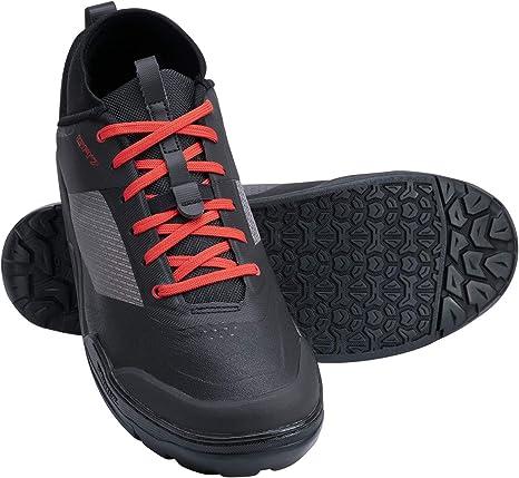 scarpe mtb sh-gr701sl1 gr701 flat nero 2020 SHIMANO scarpe bici