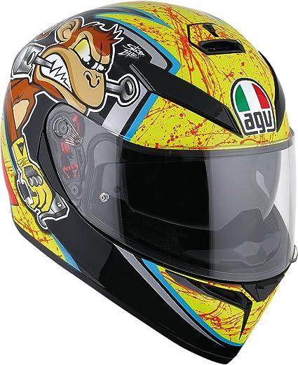AGV K-3 SV Unisex-Adult Full-Face-Helmet-Style Bulega Helmet (Multi, Large)