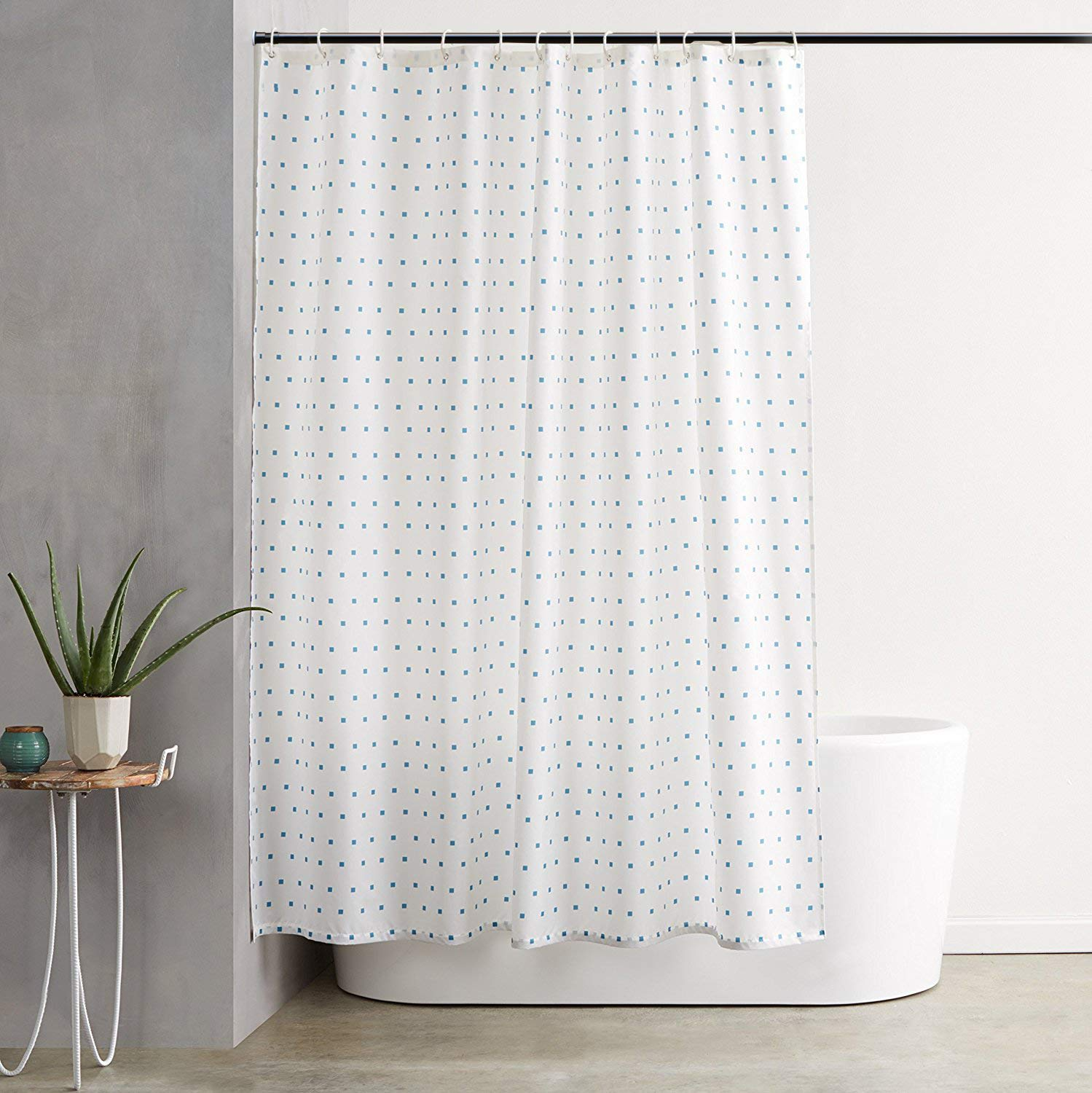 Vailge Room Divider Tension Curtain Rod, Tension Shower ...