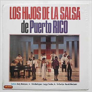 Los Hijos De La Salsa De Puerto Rico : Los Hijos De La Salsa: Amazon.es: Música