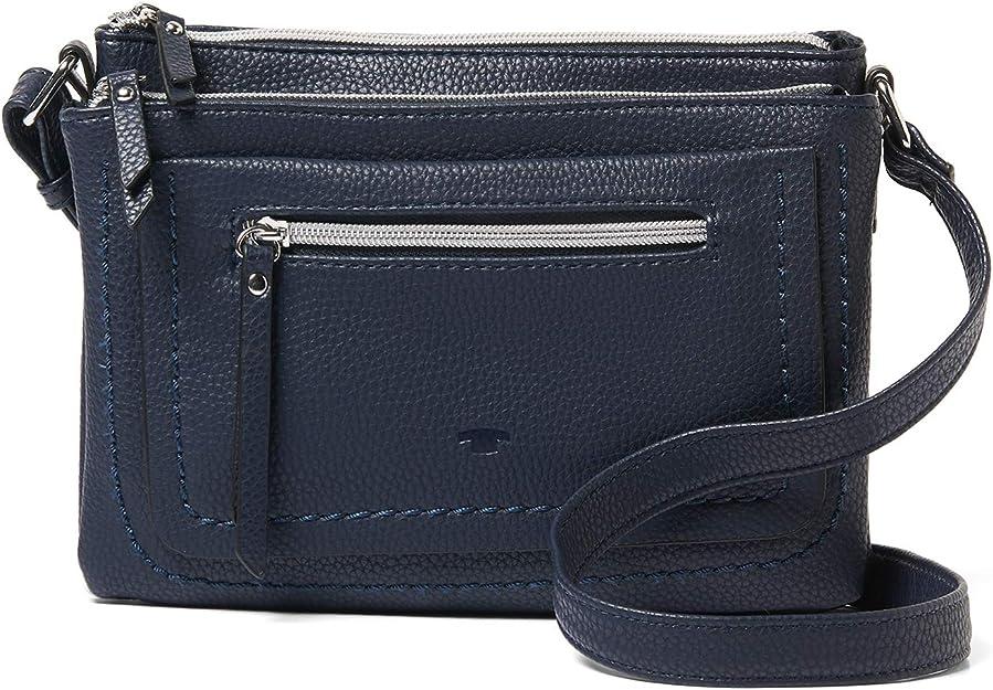 TOM TAILOR Umhängetasche Damen Becky, 23x17x3 cm, TOM TAILOR Handtaschen, Taschen für Damen klein