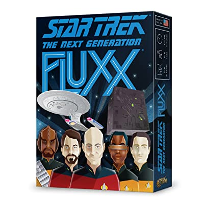 Star Trek TNG FLuxx: Toys & Games