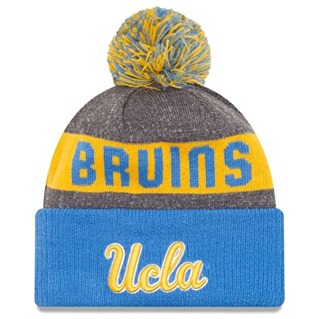 a4939be5e7c04 Image Unavailable. Image not available for. Color  UCLA Bruins New Era Sport  Knit Beanie