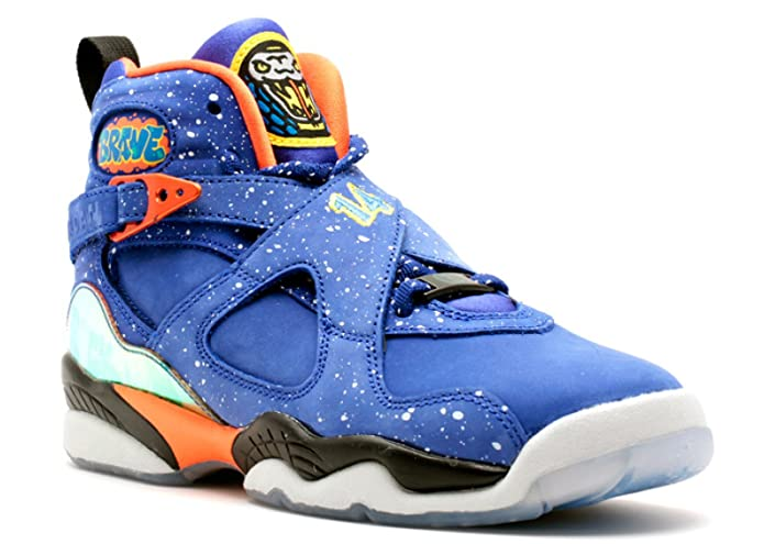 new concept 4fa3d ff703 Amazon.com   Jordan Air 8 Retro Doernbecher DB (GS) 729894-480 size 4Y    Basketball