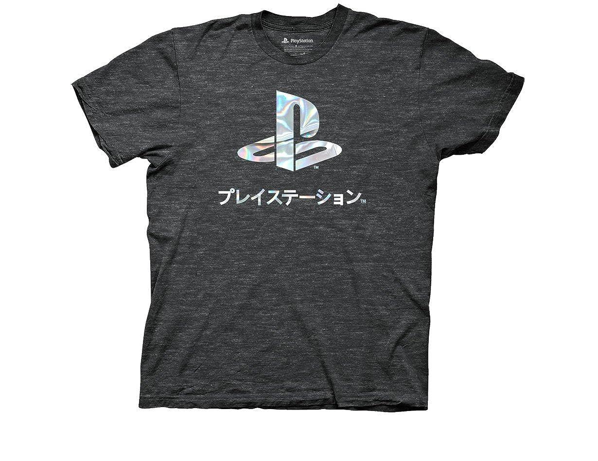 playstation japanese shirt