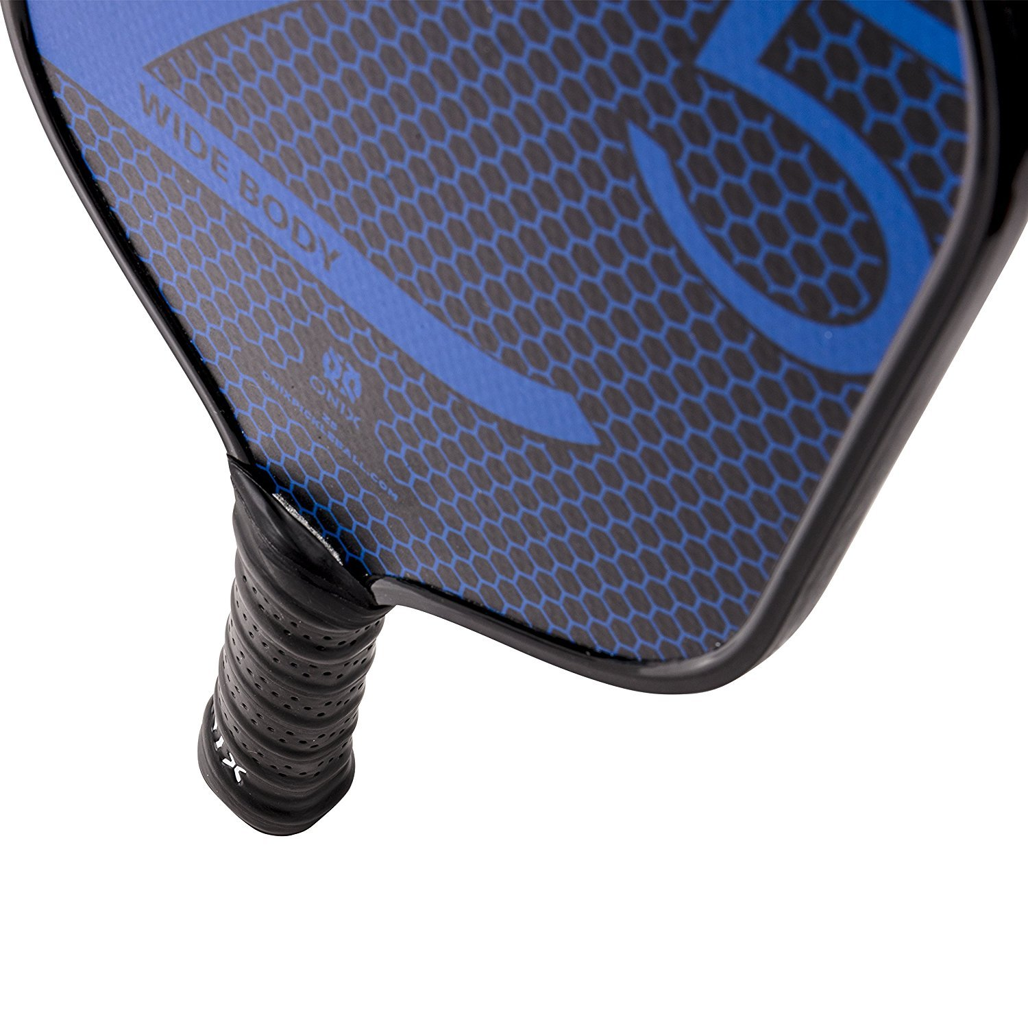 Onix Z5 Graphite Pickleball Paddle and Paddle Cover (Blue)    Gift Pack by Onix (Image #3)