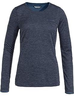 Vaude Damen Womens Skomer Ls Langarm-Shirt Zum Wandern und Reisen T
