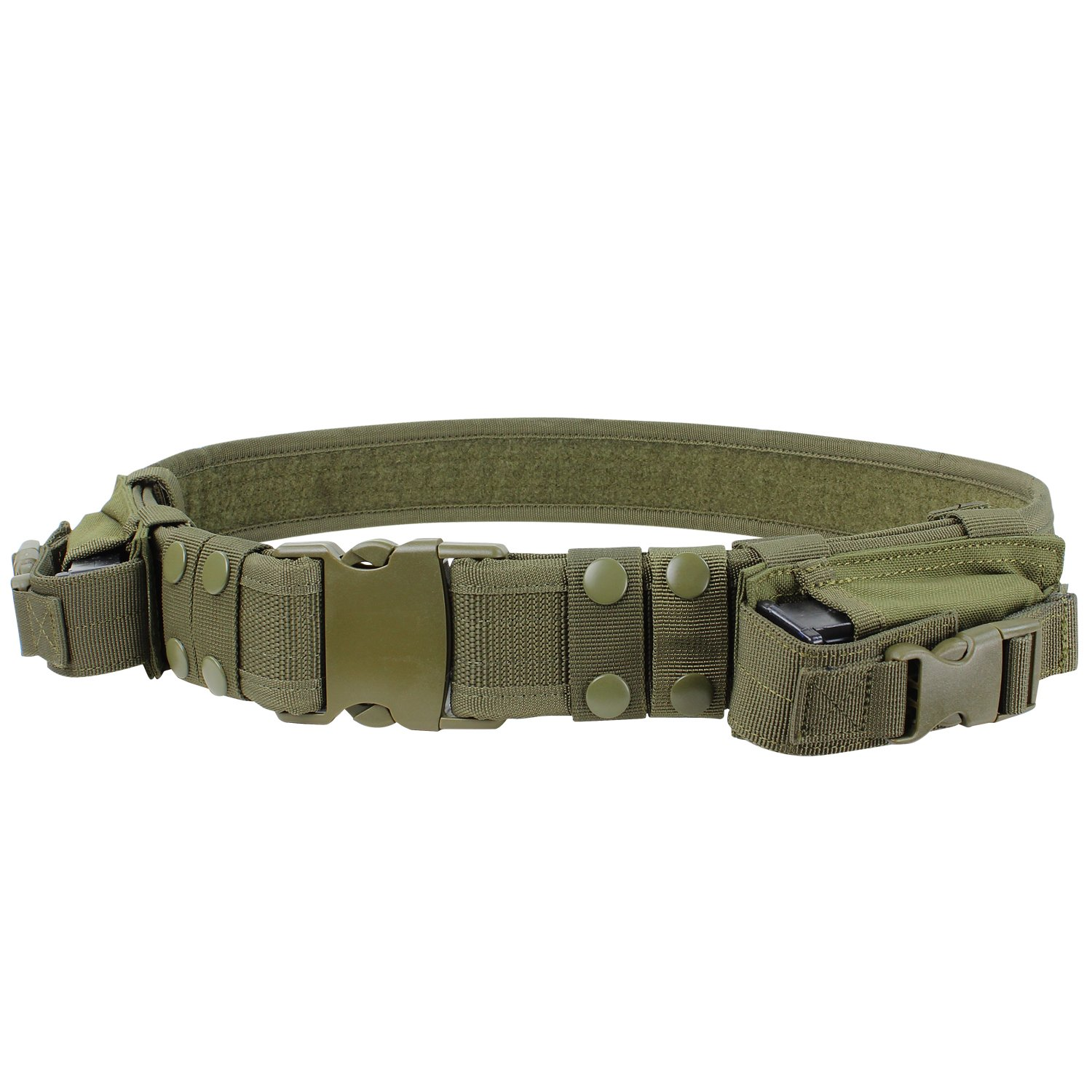 Condor Tactical Belt (Olive Drab, Up to 44-Inch Waist) TB-001