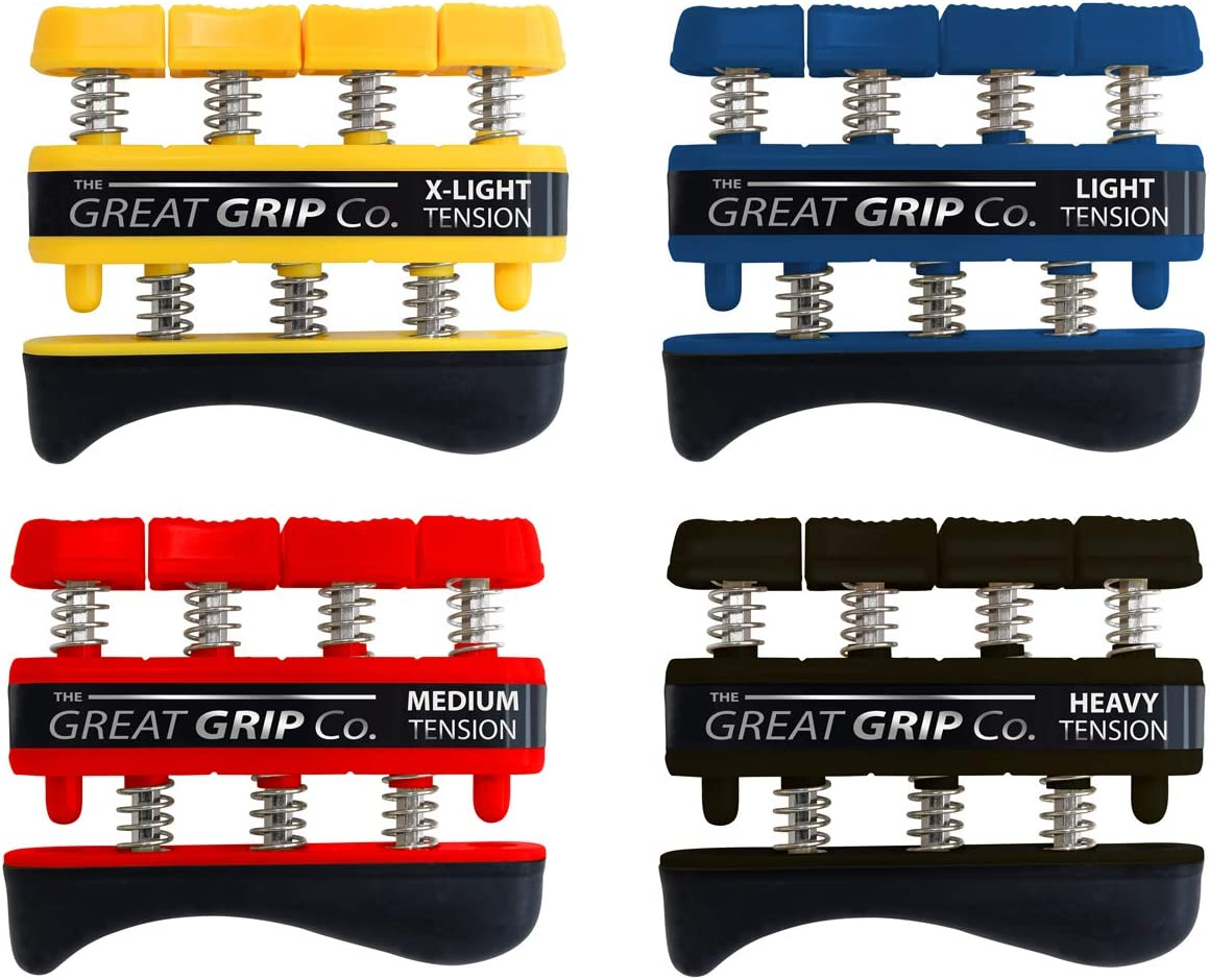 The Great Grip 4 Pack X-Lt