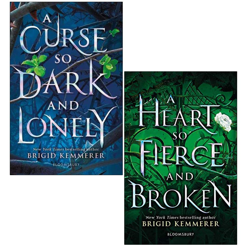 Amazon.com: The Cursebreaker Series 2 Books Collection Set by ...