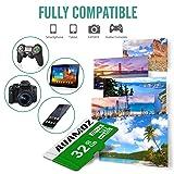Micro SD Card 32GB, AUAMOZ Micro SDHC Class 10