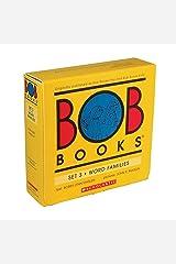 Bob Books Set 3- Word Families Paperback