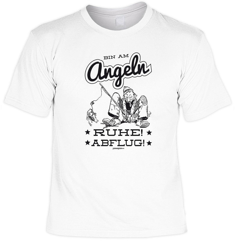 Cooles T-Shirt für Angler Anglerzubehör Anglershirt Top Geschenk Angler