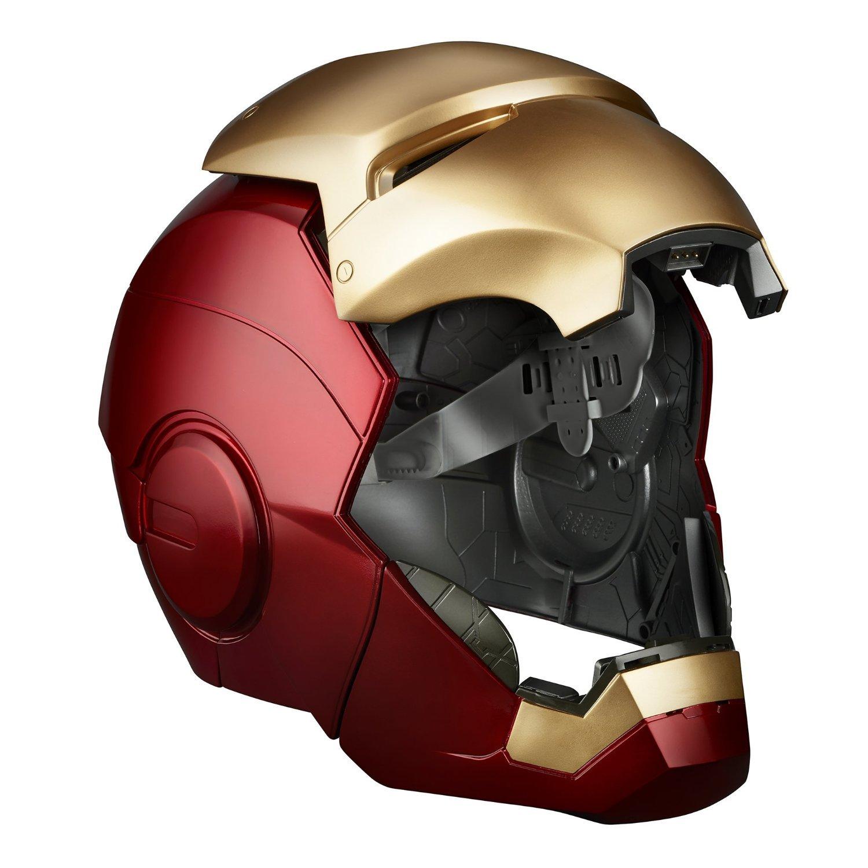 Amazon Avengers Marvel Legends Iron Man Electronic Helmet Toys