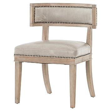 Stupendous Amazon Com Kathy Kuo Home Livingston Modern Classic Curved Machost Co Dining Chair Design Ideas Machostcouk