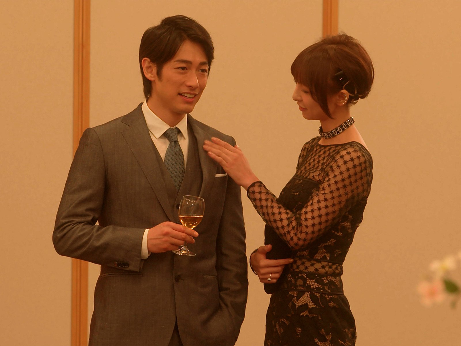 Amazon com: Happy Marriage!? Season 1: Dean Fujioka, Nana Seino, Jin