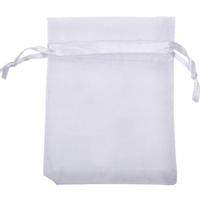 Amazon.com : White Jordan Almonds Super Fine, 2 Pound Bag - Oh! Nuts ...