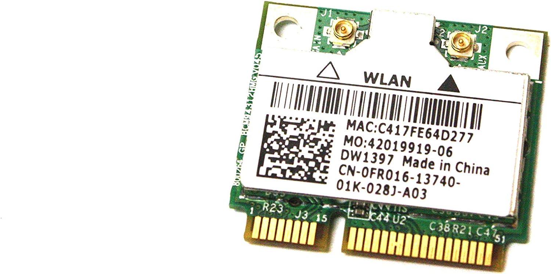 Dell DW1397 Broadcom 4312 KW770 Wireless Card WLAN WiFi FR016