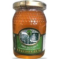 La Celda Real - Miele di Mille Flori - 500g - Aroma Floreale e Ricco e Dolce - 100% puro