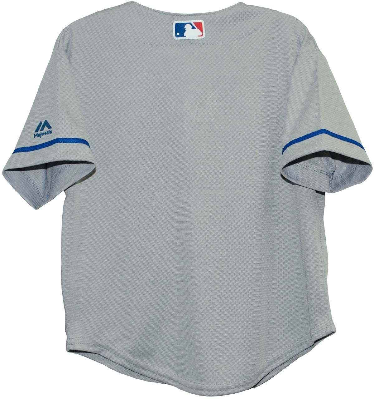 297e7458f Amazon.com   Los Angeles Dodgers Road Gray Cool Base Infant