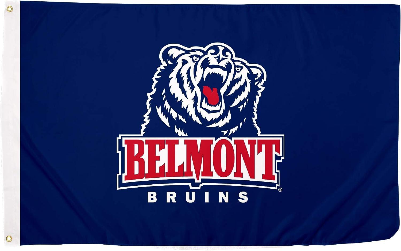 Desert Cactus Belmont Abbey College Crusaders NCAA 100/% Polyester Indoor Outdoor 3 feet x 5 feet Flag