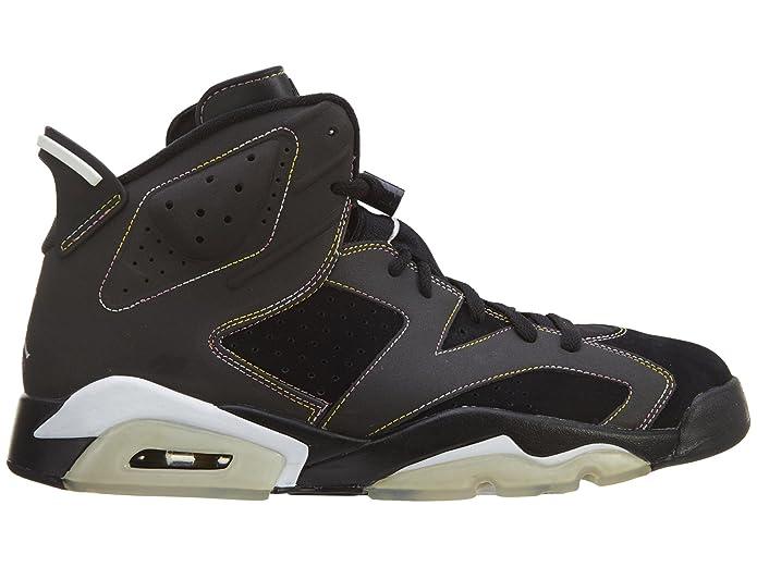 100% authentic 59083 65b17 ... best amazon nike air jordan 6 retro lakers vi mens basketball shoes  384664 002 basketball 47691