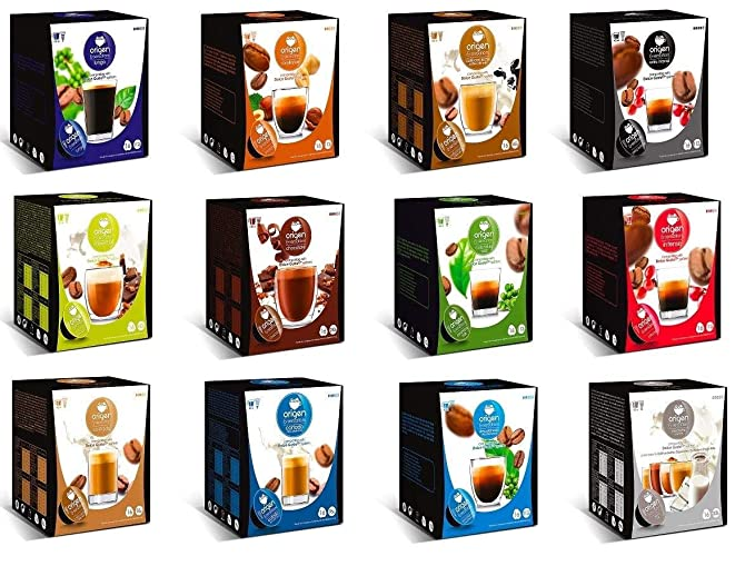 CAPSULAS DE CAFE COMPATIBLES CON MAQUINA DOLCE GUSTO PACK 32 ...
