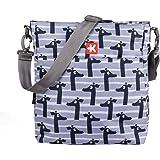 Kiwisac Happy Trip Kenya Bolso de Silla de Paseo Unisex con un Diseño Estampado de Jirafas