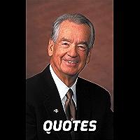 Zig Ziglar Quotes: 100 Inspirational And Motivational Quotes For Success By Motivational Speaker Zig Ziglar (English Edition)