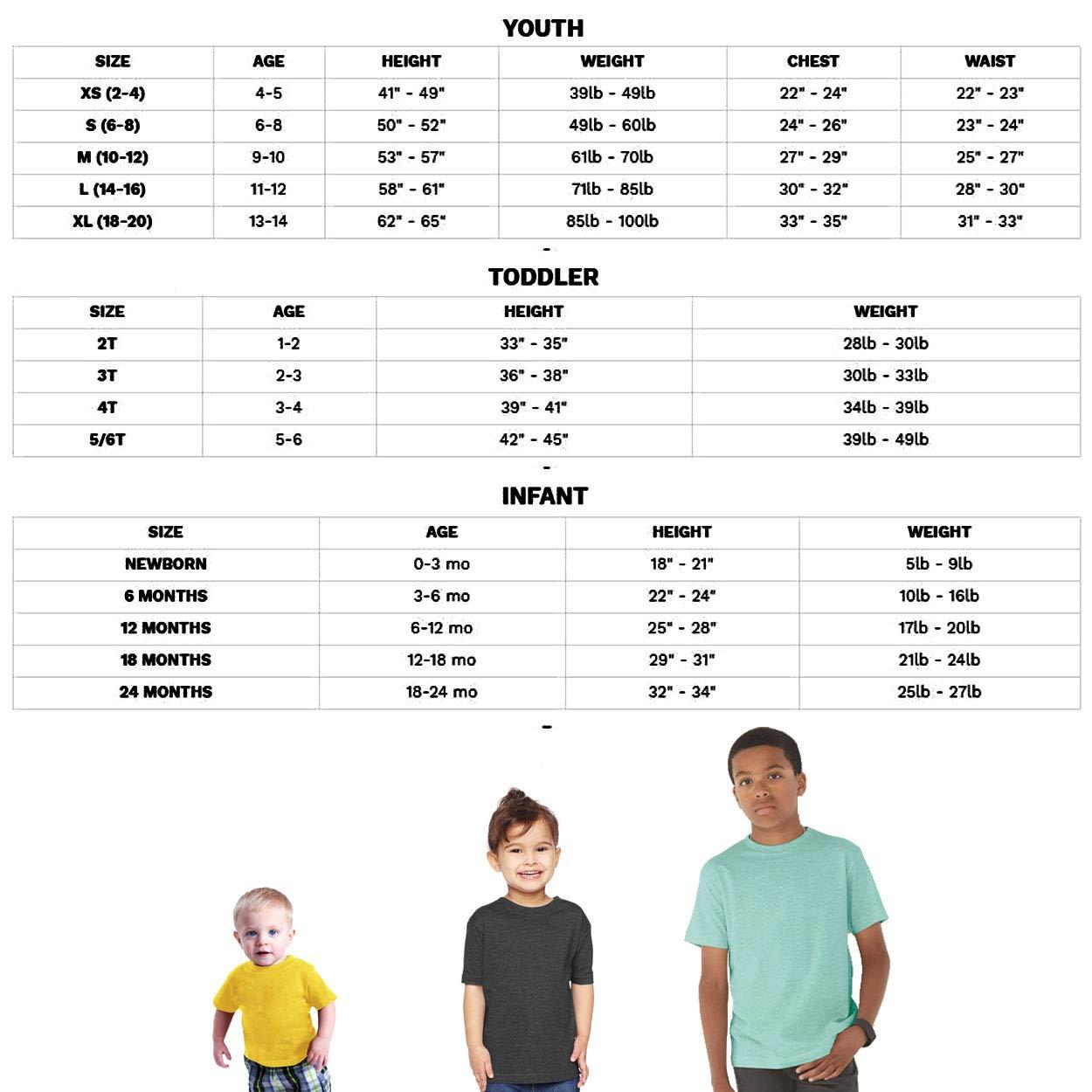 USA Threadz Fathers Day Super Hero Youth Shirt