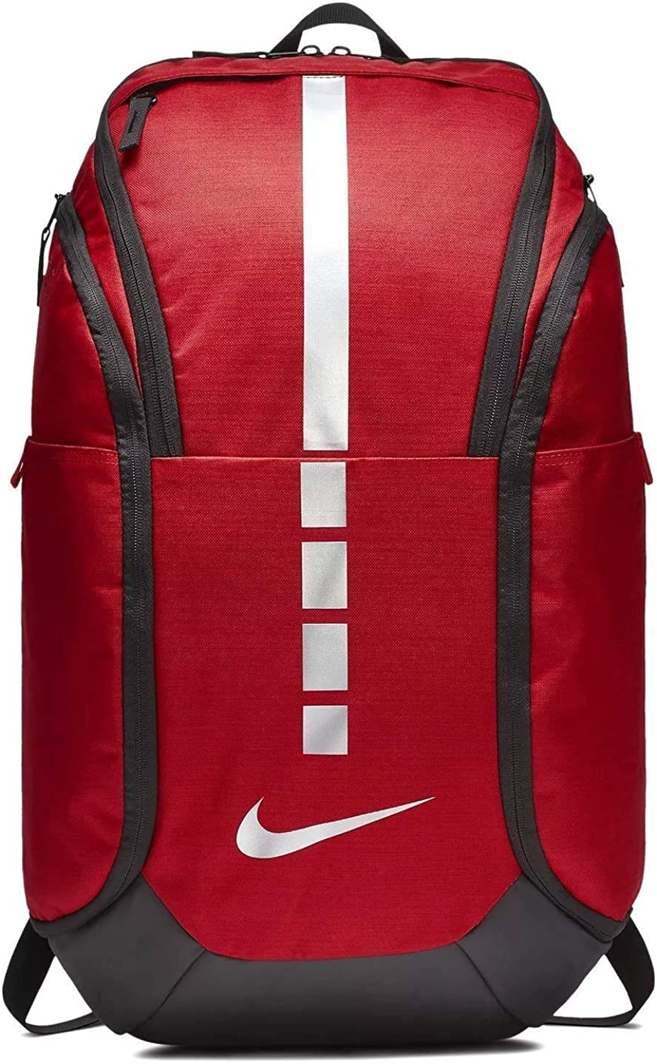 Nike Hoops Elite Hoops Pro Basketball Backpack University Red Black Metallic Cool Grey,One Size