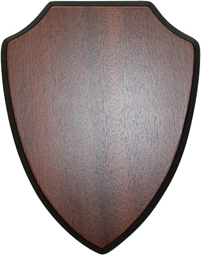 Holzschild Wappen Schild Ritterwappen Holzwappen Holzschilder Türschild Holz