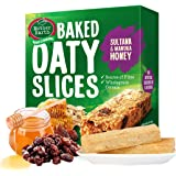 新西兰进口妈妈农场燕麦棒240g烘培饱腹代餐饼干全谷物燕麦棒早餐 (葡萄干蜂蜜味)
