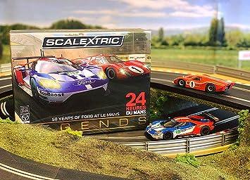Ans Legends C3893 Circuit Routier A Le De 1967 Mans Scalextric 50 2IWEeH9DY