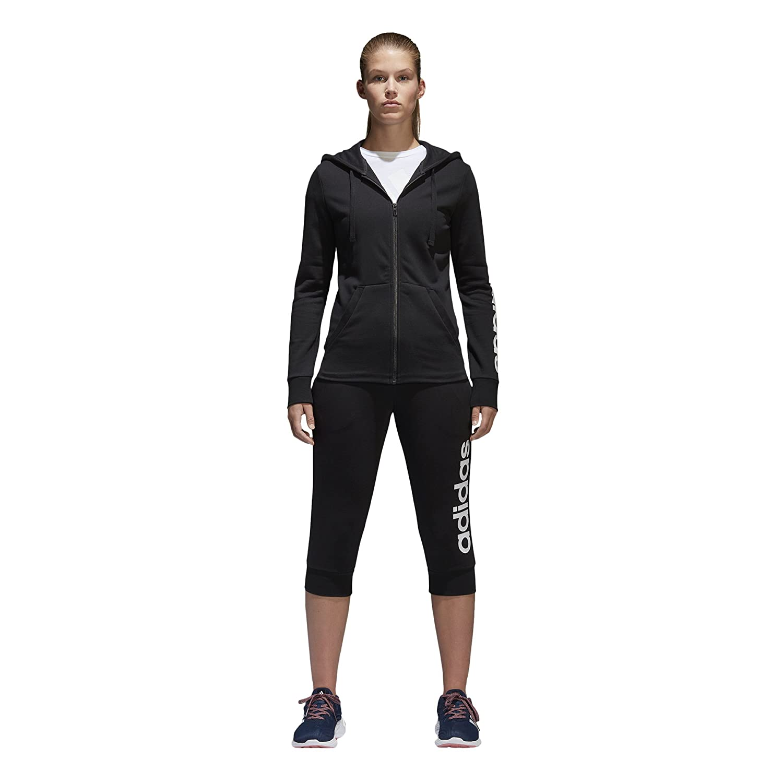 adidas Women's Essentials Linear 3/4 Pants AJ4588-PARE