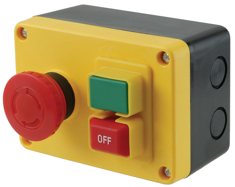 Amazon.com: Woodstock D4155 110-Volt Magnetic Switch: Home Improvement