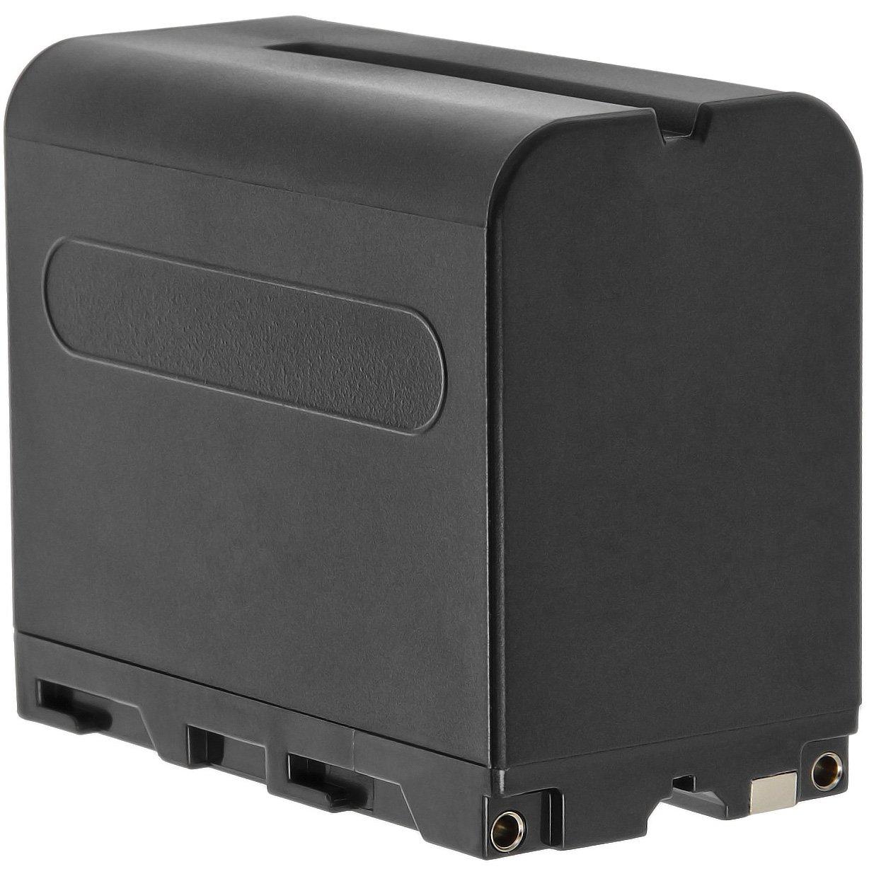 Minadax® batería   10.000 mAh   alternativa a Sony NP-F970 ...