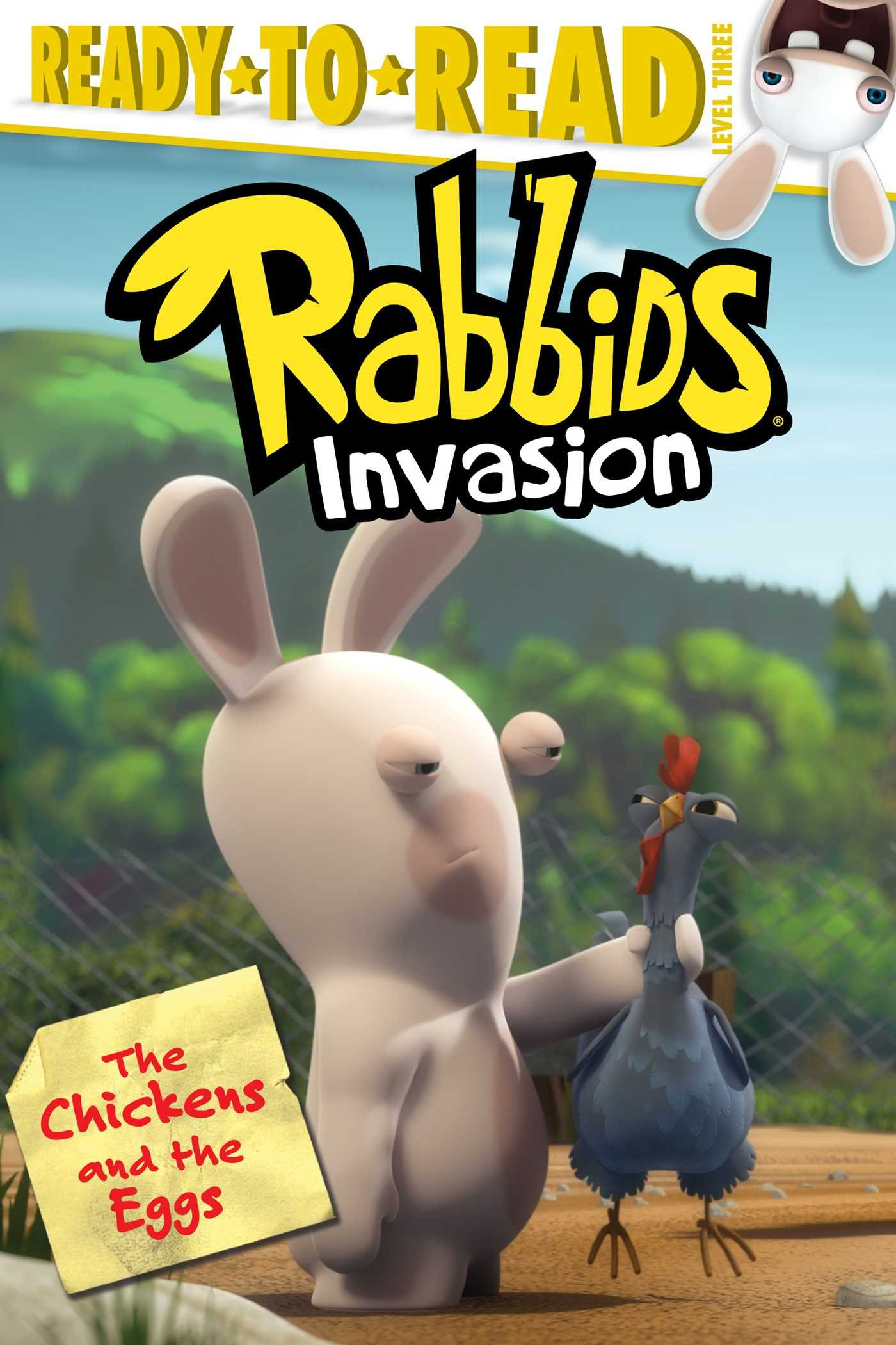 Download The Chickens and the Eggs (Rabbids Invasion) PDF