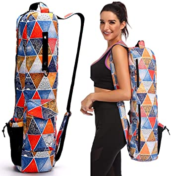 Amazon.com: FODOKO - Bolsa para esterilla de yoga, con ...