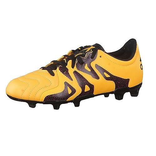 24996d418 adidas - X 15.3 Fg/AG J Leather, Scarpe da Calcio Unisex Bambini ...