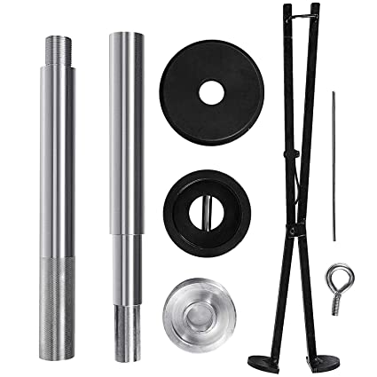 Bestauto Alignment Bar Gimbal Bearing Seal Bellow Tool Set Mercruiser  91-805475A1 OMC