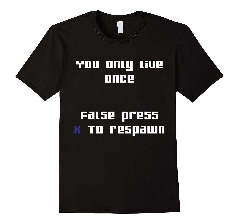 Funny Gamer T-Shirt-Art