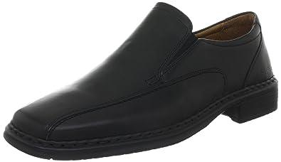 Josef Seibel Men s Classic Wide Leather Loafer Dress Shoe B00LT8EPWQ