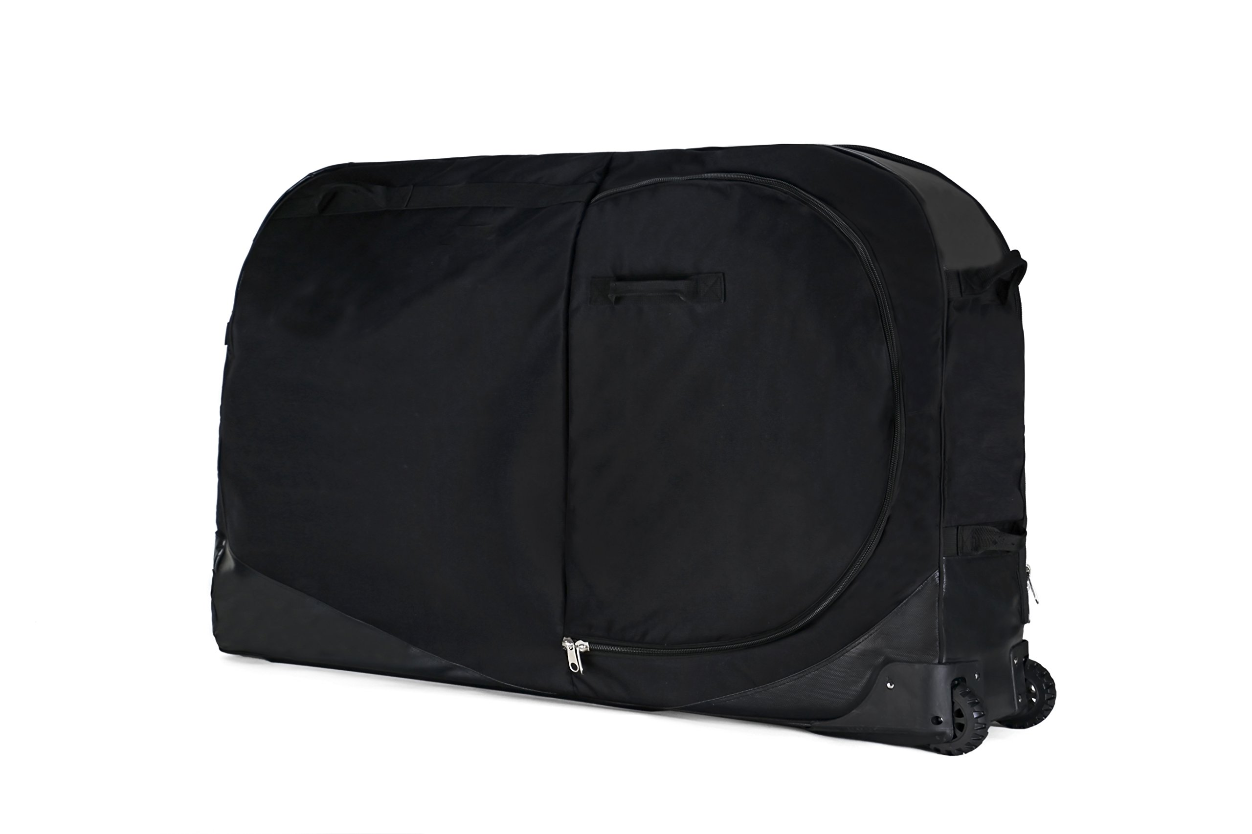 Swane high end 27.5 inch padded Bike Travel Bag with wheels Cycling Transport Bag