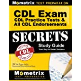 CDL Exam Secrets - CDL Practice Tests & All CDL Endorsements Study Guide: CDL Test Review for the Commercial Driver's License